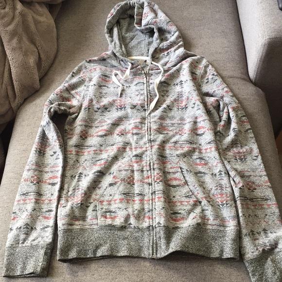 Element sweater size large